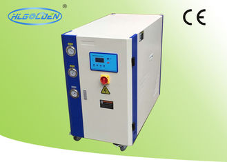 Scroll Compressor Air Cooled Water Chiller CE Certificate Industrial Water Chiller