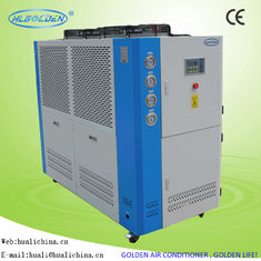 China Manufacture Industrial Air Cooled Water Chiller With CE Certificate Galvanized Sheet Shell