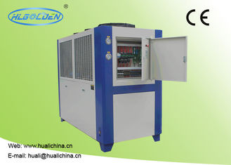 China Package Type Air Cooled Industrial Water Cooling Systems With High Efficient Compressor supplier