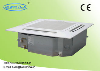 Chiller Water Fan Coil Unit With HAVC System Ceiling Cassette Fan Coil