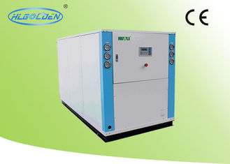 Scroll compressor Water Cooled Water Chiller / Industrial Water Chiller System